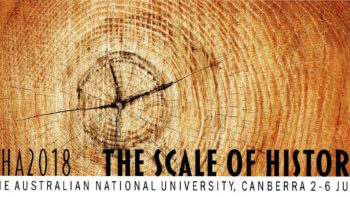 Permalink to: AHA Conference 2018: 'The Scale of History'